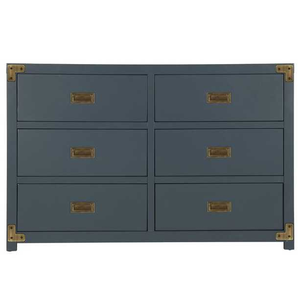 Sumitra 6 Drawer Double Dresser  See More from Mack & Milo™ - Wayfair