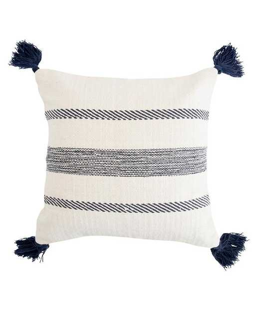 """MONI PILLOW WITHOUT INSERT, 18"""" x 18"""" - McGee & Co."""
