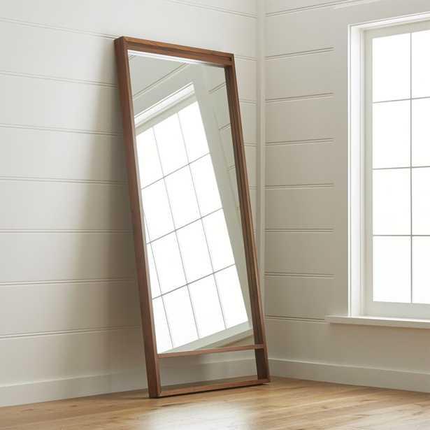 Blair Floor Mirror - Crate and Barrel