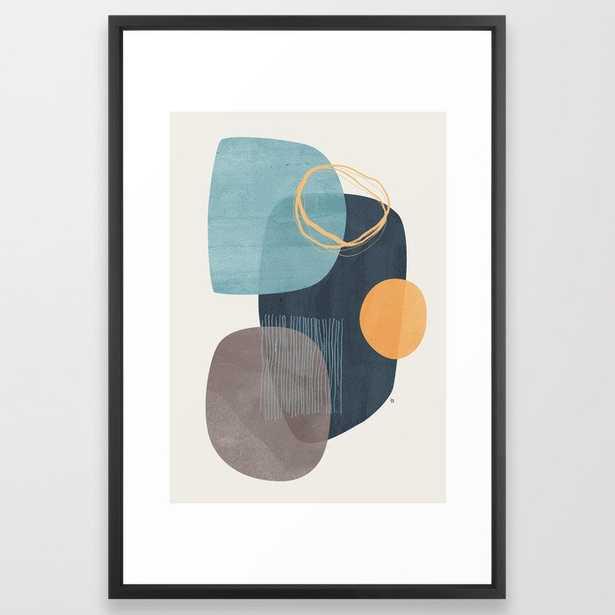 Cyra Framed Art Print - Society6