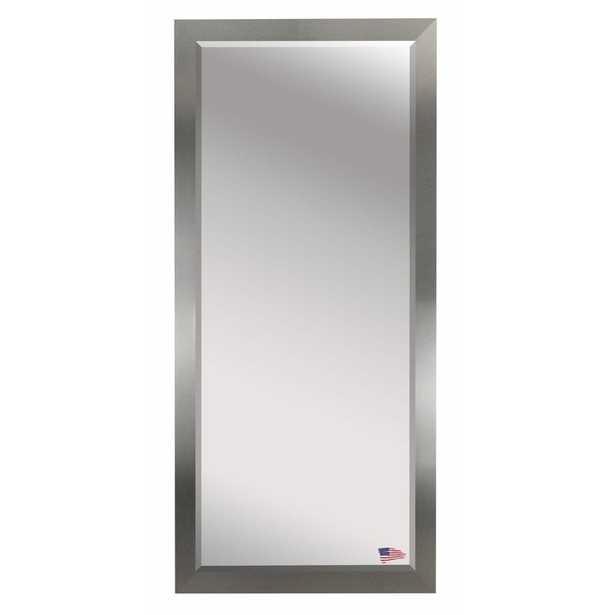 Modern and Contemporary Beveled Full Length Mirror - Wayfair