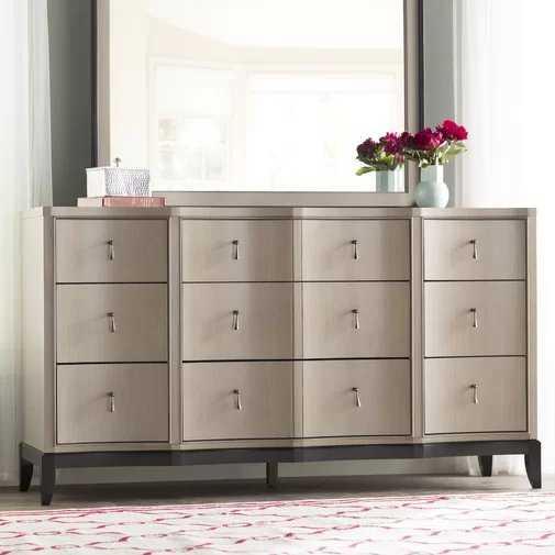 Bonifácio 9 Drawer Double Dresser - Wayfair