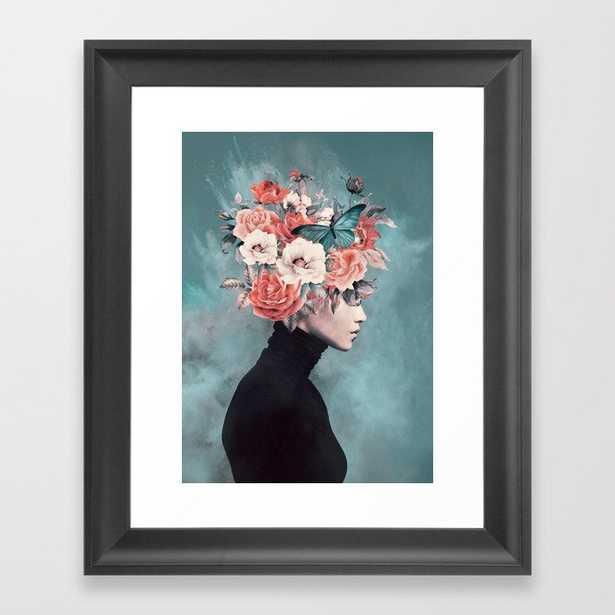 blooming 3 Framed Art Print - Society6