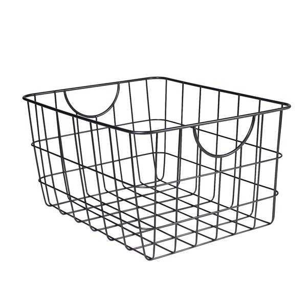 Utility Metal/Wire Basket - Wayfair