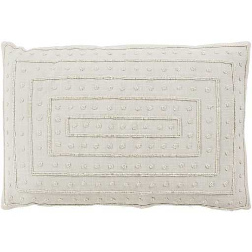 Gisele 13x20 Pillow Cover with Polyester Insert - Neva Home