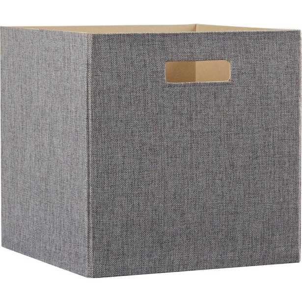 Decorative Storage Fabric Bin - Wayfair