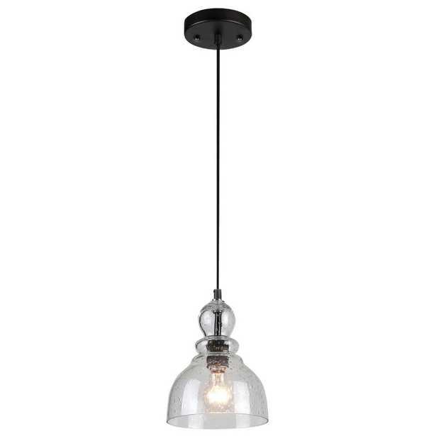 Yarger 1 - Light Single Dome Pendant - Wayfair