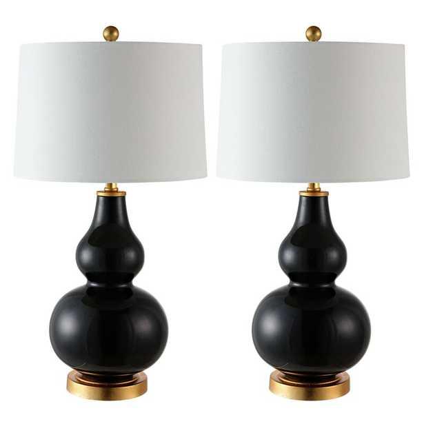 """Tamara 29"""" Table Lamp (Set of 2) - Wayfair"""