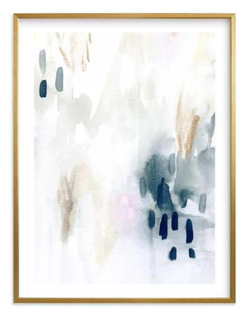 "ever softly framed art print, 40""x54"" gilded wood frame - Minted"