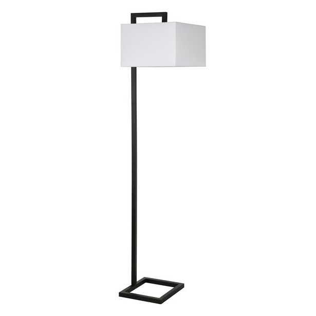 """Hesser 68"""" Arched Floor Lamp - Wayfair"""