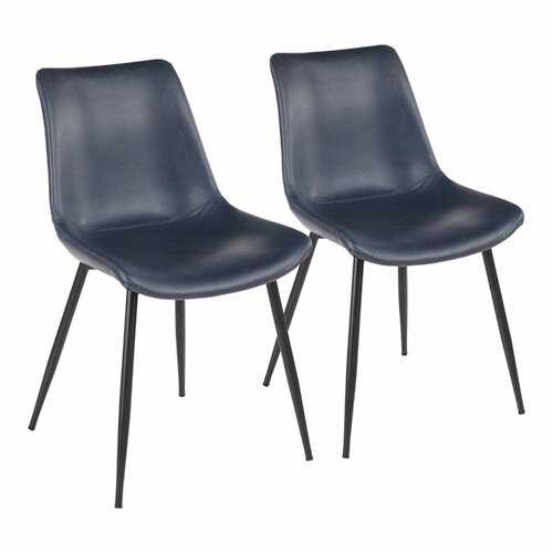 Rylee Upholstered Dining Chair (Set of 2) - Wayfair