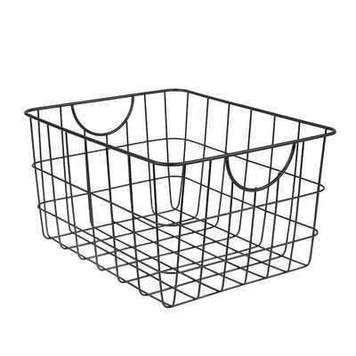 Utility Metal/Wire Basket - AllModern