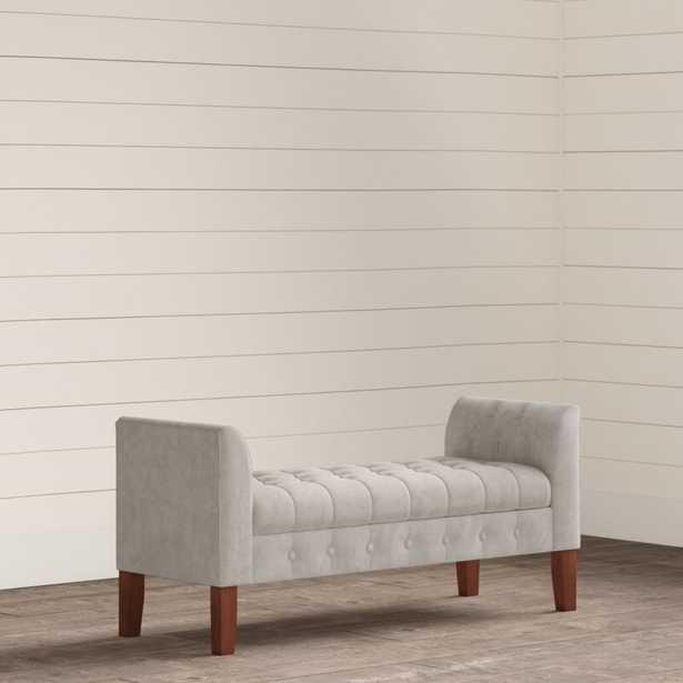 Hoadley Upholstered Storage Bench - Birch Lane