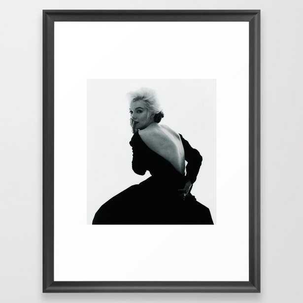 "Glam Framed Art Print 20"" x26"" - Society6"