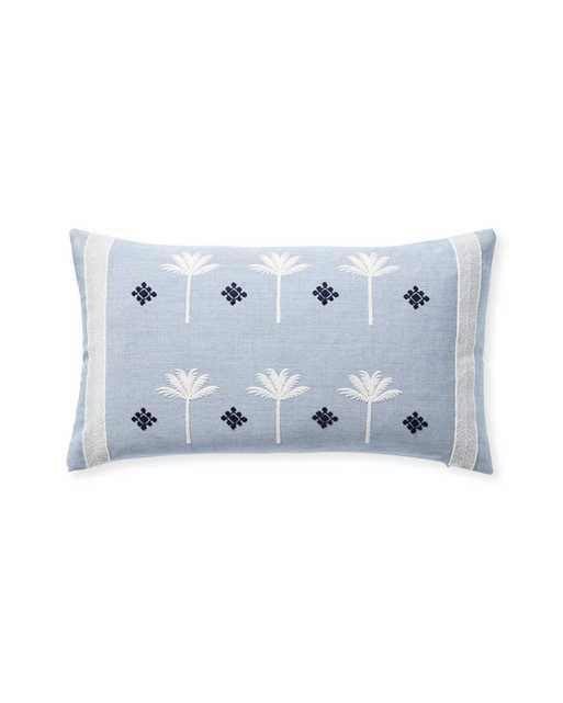 Veracruz Pillow Cover - Serena and Lily