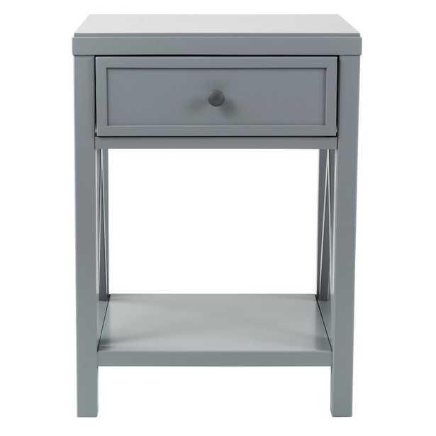 Laurel End Table With Storage - Wayfair