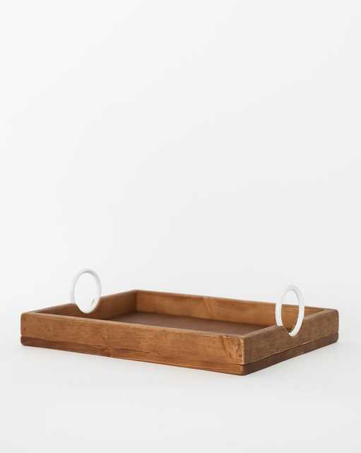 RUSTIC SERVING TRAY - McGee & Co.