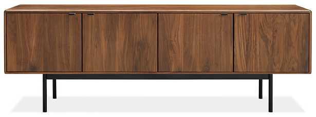 """Hensley Media Cabinets - 80"""" W - Room & Board"""