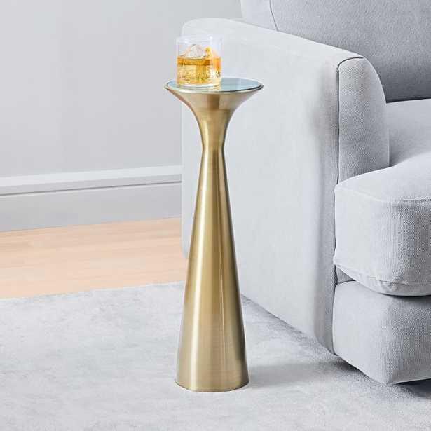 Silhouette Pedestal Drink Table - West Elm