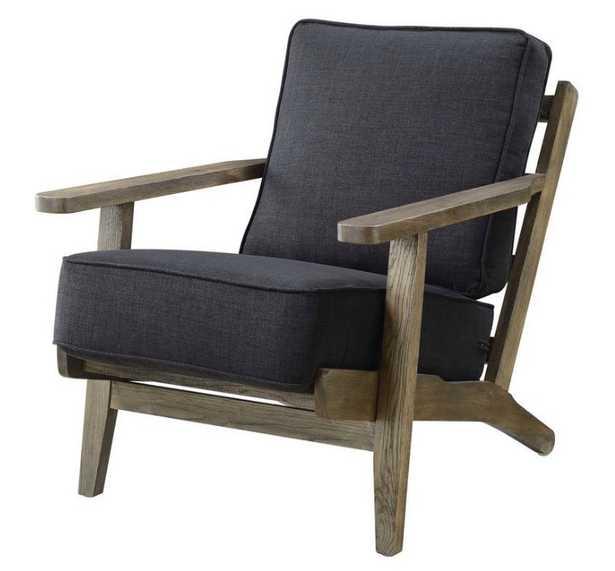 Clora Polyester Armchair - Wayfair