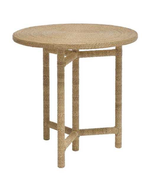MOODY SIDE TABLE - McGee & Co.