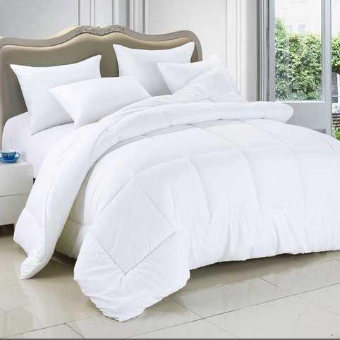 All-Season Down Alternative Comforter Duvet Insert - Wayfair