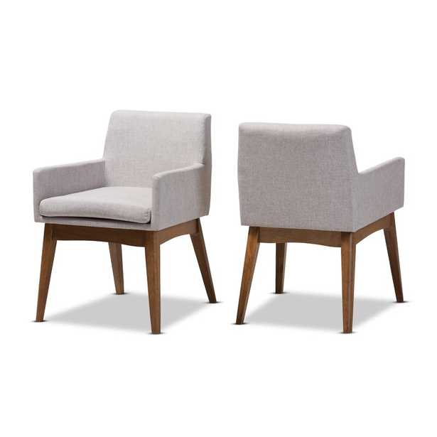 Hayes Upholstered Dining Chair - AllModern