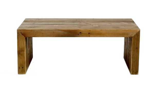 Adkisson Reclaimed Wood Coffee Table - in stock July 1st - Wayfair