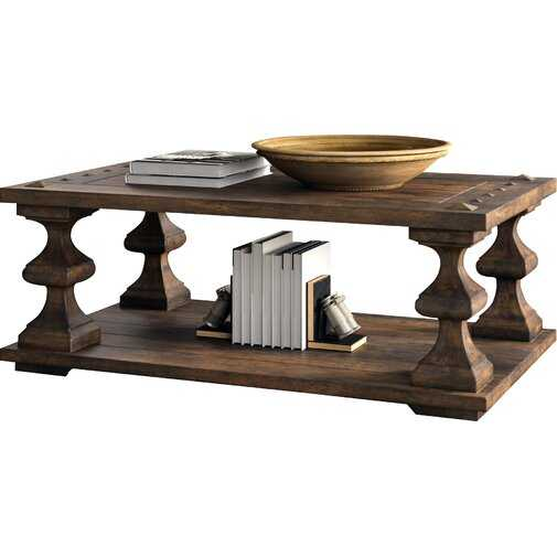 Howardwick Coffee Table - Wayfair