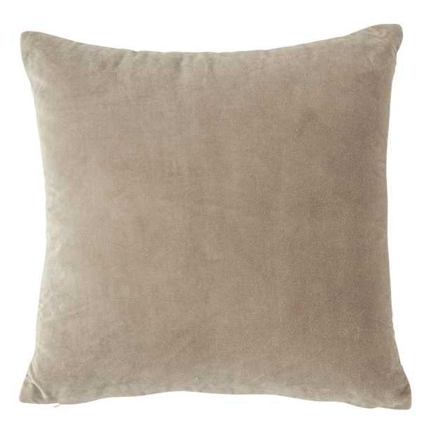 Jules Pillow - Warm Grey - Studio Marcette