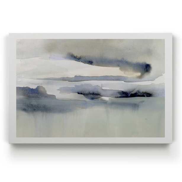 'Passing Through II' - Painting Print on Canvas - Wayfair