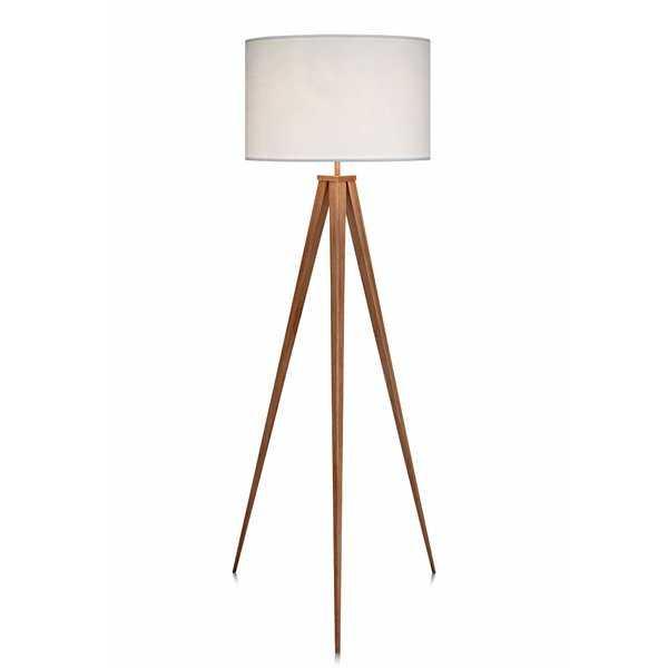 """Cardone 60"""" Tripod Floor Lamp - Wayfair"""