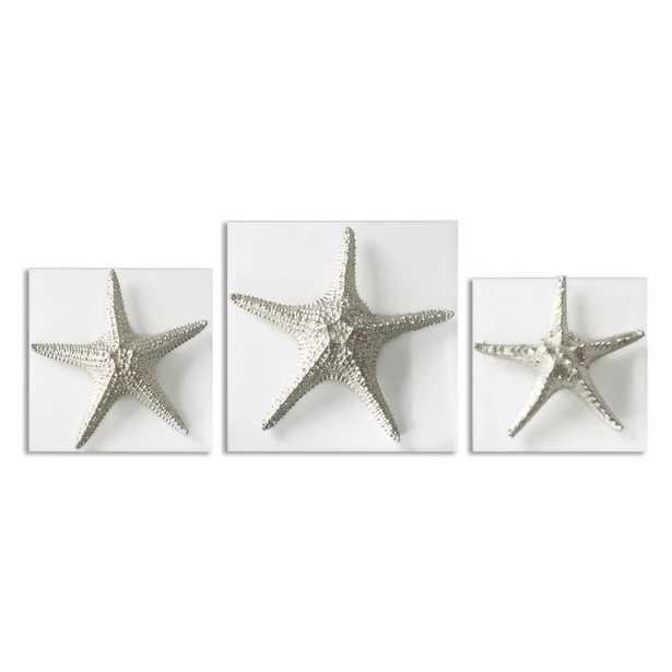 NEXT » Silver Starfish, S/3 - Hudsonhill Foundry