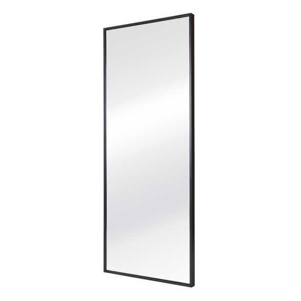 Ugalde Modern and Contemporary Rectangle Mirror - Wayfair