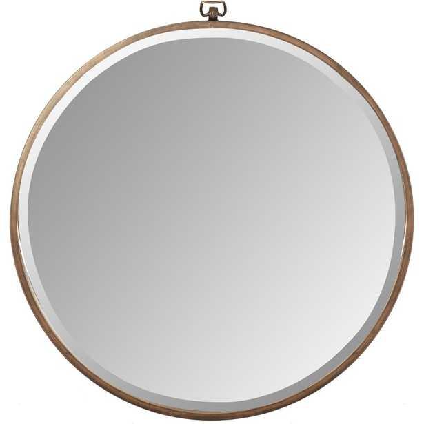Modern & Contemporary Beveled Accent Mirror - Wayfair
