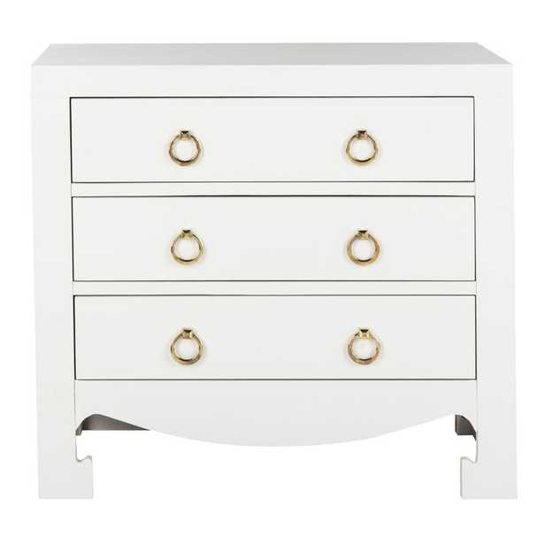 3 Drawer Dresser - Wayfair