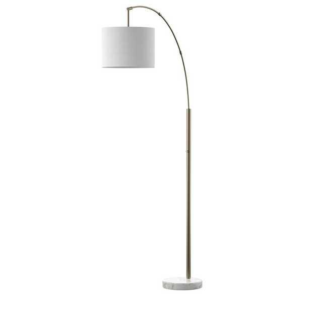 "Matlock 73.5"" Arched Floor Lamp - Wayfair"