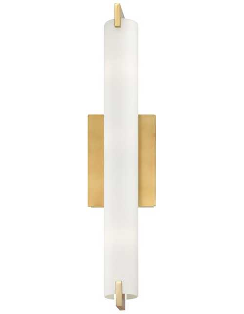 Sidney 1-Light Flush Mount - Honey Gold - Wayfair