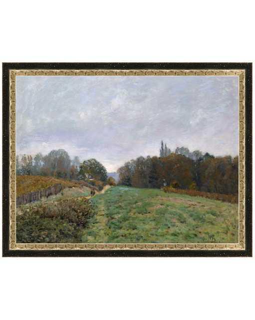IMPRESSIONIST LANDSCAPE Framed Art - McGee & Co.