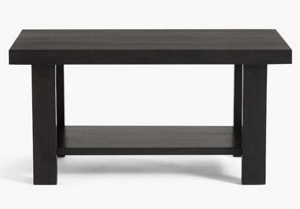"""Reed 36"""" Coffee Table - Pottery Barn"""