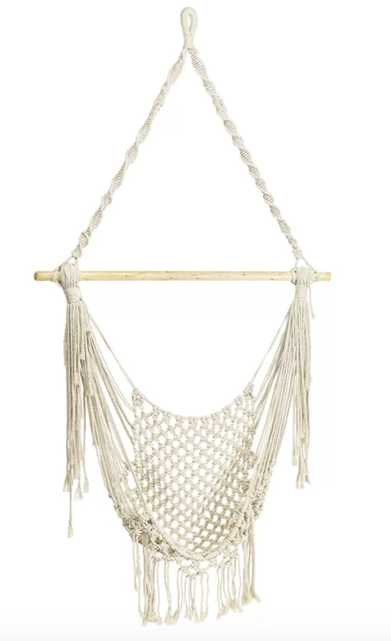 Wansley Hanging Chair Hammock - Wayfair