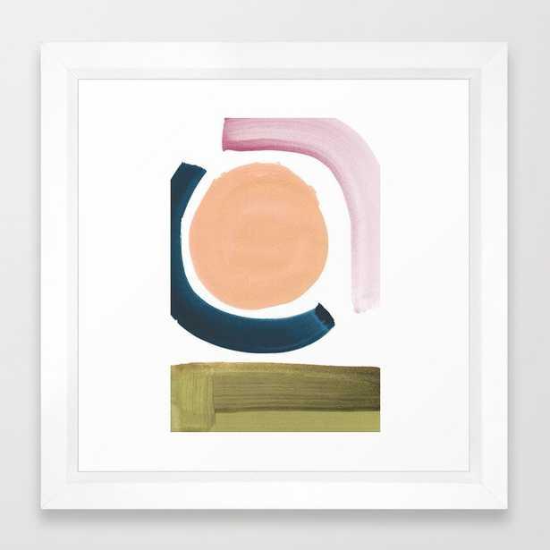 Nature Framed Art Print - Society6