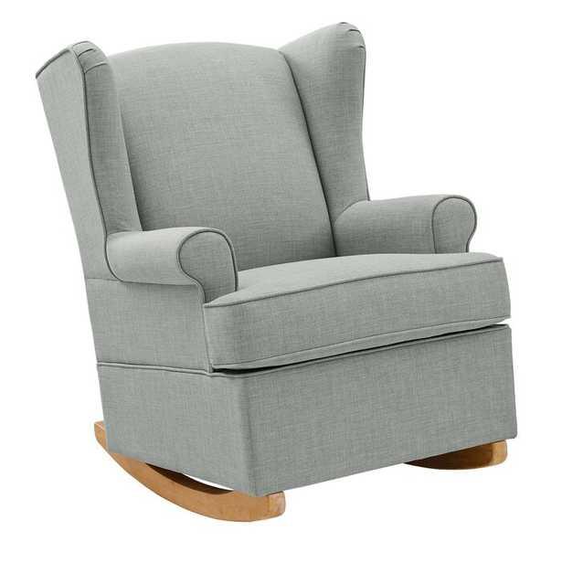Bender Wingback Rocking Chair - Wayfair