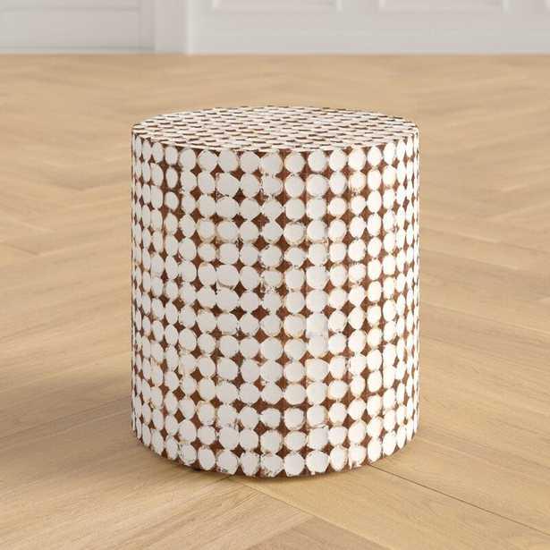 Kathline Solid Wood End Table - Wayfair