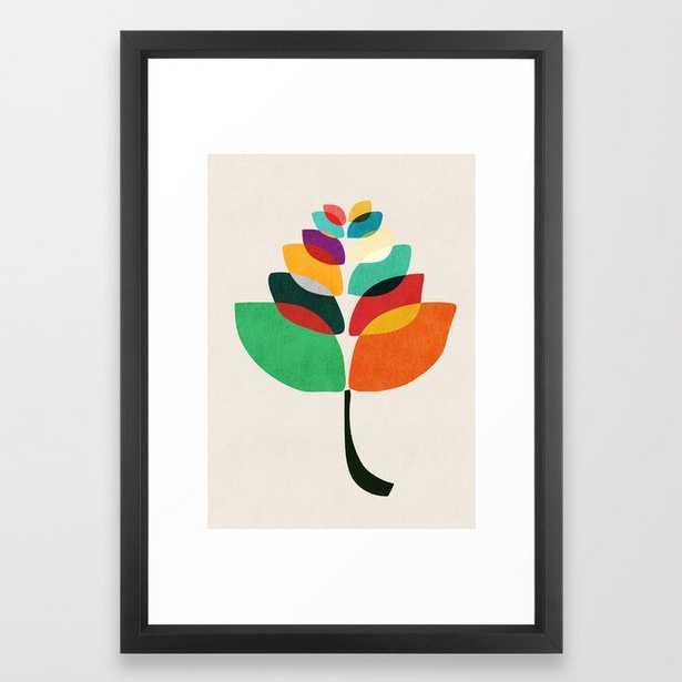Lotus flower Framed Art Print - Society6