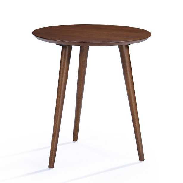 Pina Wood End Table - Wayfair