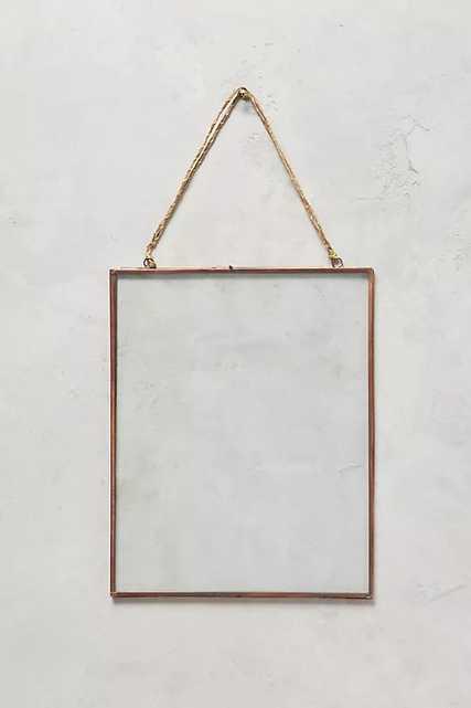 Viteri Hanging Frame - Anthropologie