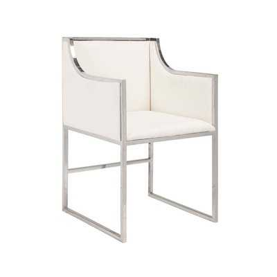 Maliyah Arm Chair - Wayfair