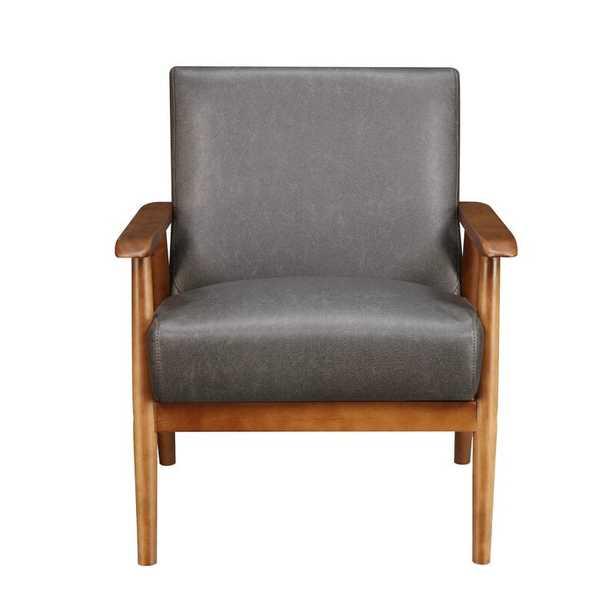Polyester Blend Barlow Armchair - Wayfair