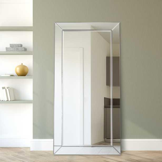 Patrie Beveled Full Length Mirror - Wayfair
